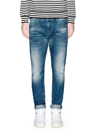 'Tye Drifter' slim feat jeans