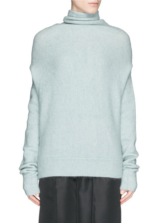'Vendome' mohair sweater