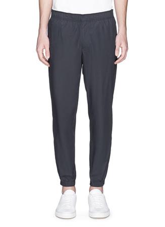 'Wimso' crepe jogging pants