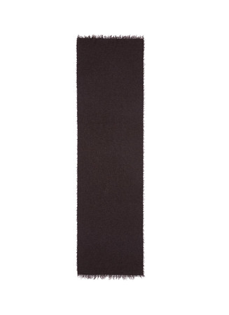 Wool-cashmere-silk scarf