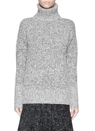 'Wyndora' wool blend turtleneck sweater
