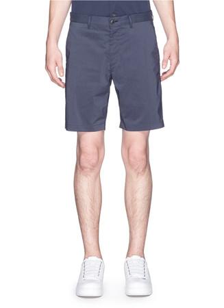 'Zaine S' grid shorts