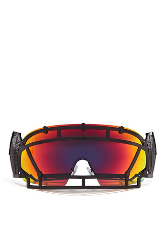 x KTZ 'Football Helmut' sunglasses