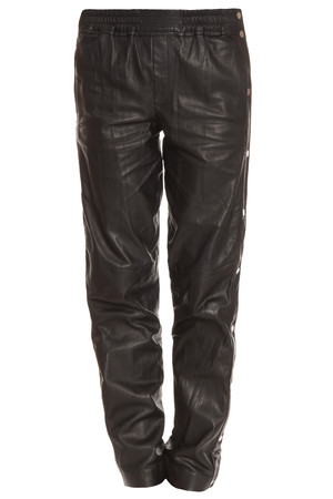 A.l.c. Women`s 100% Lamb Leather Public Trousers Boutique1