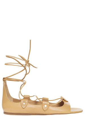 Isabel Marant Women`s Alisa Lace Up Sandals Boutique1