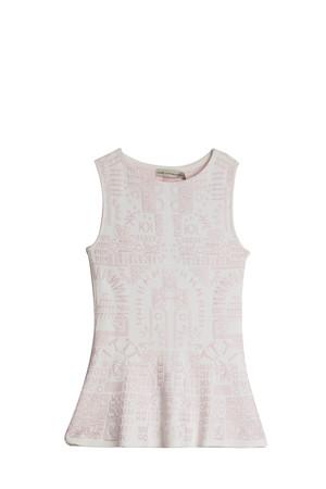 Mary Katrantzou Women`s Alphabet Knit Top Boutique1