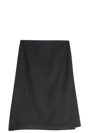 3.1 Phillip Lim Women`s Asymmetric Back Skirt Boutique1
