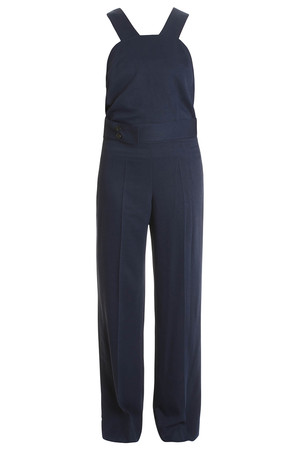 Derek Lam 10 Crosby Women`s Belt Jumpsuit Boutique1