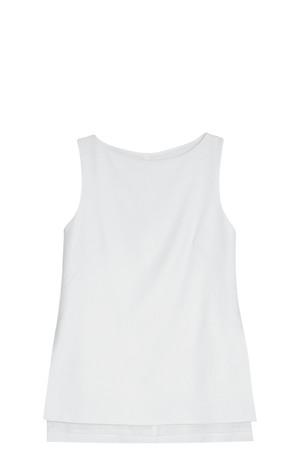 Adam Lippes Women`s Boat-neck Tunic Boutique1