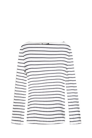 Alexander Wang Women`s Boatneck Top Boutique1
