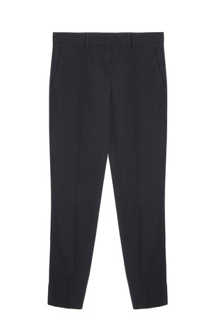 Helmut Lang Women`s Bonded Hem Trousers Boutique1