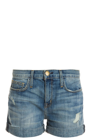Current/elliott Women`s Boyfriend Shorts Boutique1