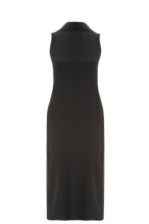 Acne Studios Women`s Brassi Silk Dress Boutique1