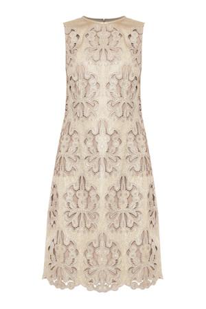 Erdem Women`s Brenton Laser Cut Dress Boutique1