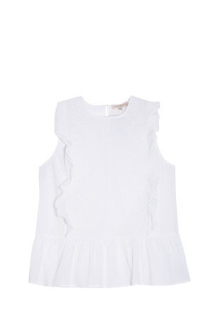 Paul Joe Sister Women`s Broderie Top Boutique1