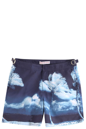 Orlebar Brown Men`s Bulldog Shorts Boutique1