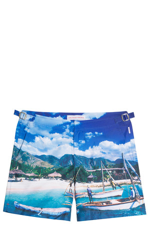 Orlebar Brown Men`s Bulldog Swim Shorts Boutique1