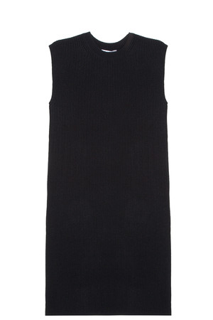 Helmut Lang Women`s Cash-wool Tunic Top Boutique1