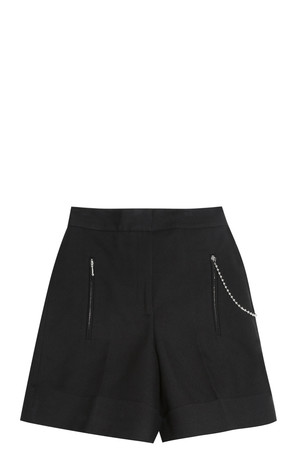 Alexander Wang Women`s Chain Shorts Boutique1