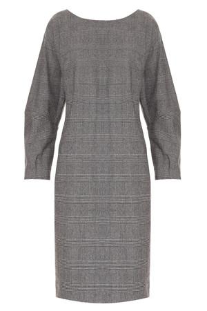 Paul Joe Women`s Check Tunic Dress Boutique1