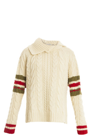 Preen By Thornton Bregazzi Women`s Chunky Knit Jumper Boutique1