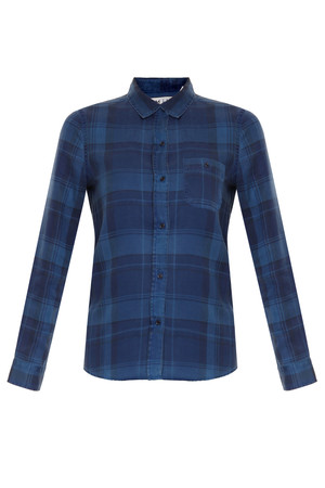 Mih Jeans Women`s Cotton Checked Shirt Boutique1