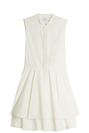 Derek Lam 10 Crosby Women`s Cotton Poplin Dress Boutique1
