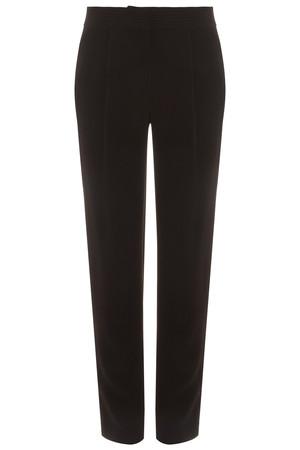 Adam Lippes Women`s Crepe Single Pleat Pant Boutique1