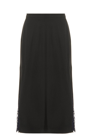 Adam Lippes Women`s Crepe Skirt Boutique1