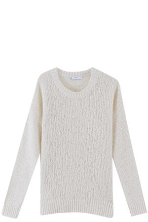 Vince Women`s Crew-neck Sweater Boutique1