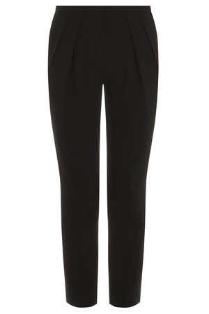 Alexander Wang Women`s Cropped Pleat Front Trousers Boutique1