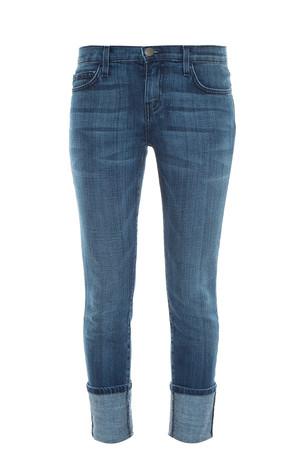 Current/elliott Women`s Cuffed Skinny Jeans Boutique1