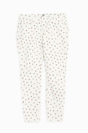 Current/elliott Women`s Rose Ditsy Jeans Boutique1