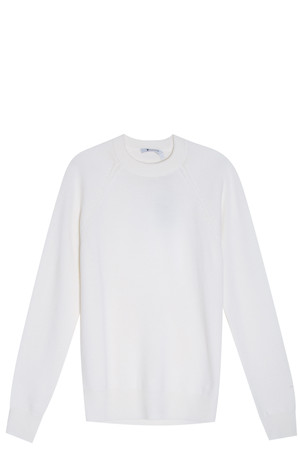 T By Alexander Wang Women`s Cut-out Back Sweater Boutique1