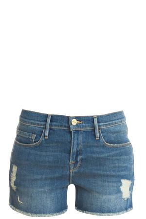 Frame Denim Women`s Cut Off Shorts Boutique1