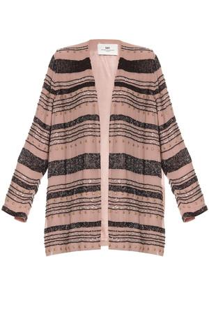 Day Birger Et Mikkelsen Women`s Day Banding Multi Stripe Jkt Boutique1