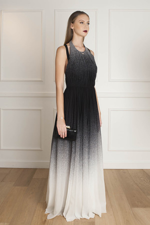 Elie Saab Men`s Degrade Gown Boutique1
