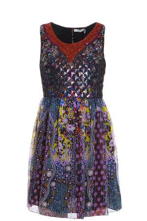 Mary Katrantzou Women`s Dejour Dress Boutique1