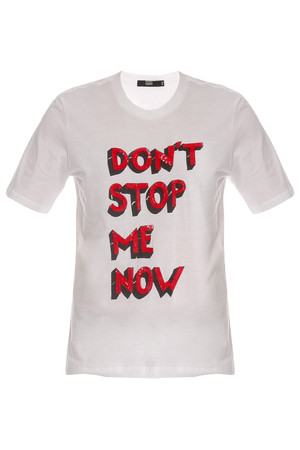 Markus Lupfer Women`s Don't Stop Me Now Tee Boutique1