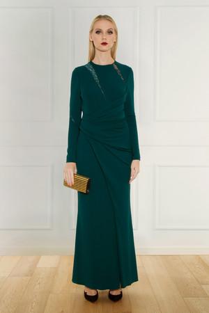 Elie Saab Women`s Draped Gown Boutique1