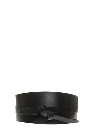 Dudley Leather Belt