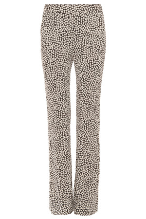 Diane Von Furstenberg Women`s Elena Trousers Boutique1