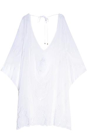 Vix Women`s Embroidered Kaftan Boutique1