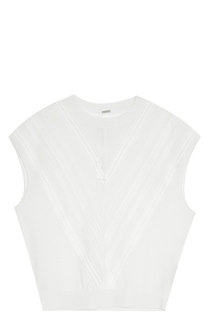 Adam Lippes Women`s Embroidered Top Boutique1