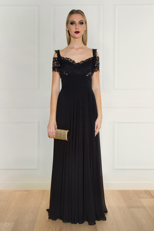 Elie Saab Women`s Empire Line Gown Boutique1