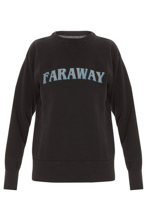 Isabel Marant Etoile Women`s Eric Faraway Ls Sweater Boutique1