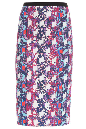 Peter Pilotto Women`s Erin Printed Skirt Boutique1