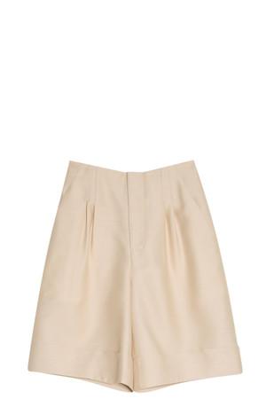 Adam Lippes Women`s Faille Shorts Boutique1