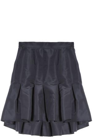 Oscar De La Renta Women`s Faille Skirt Boutique1