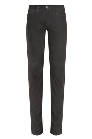 Current/elliott Women`s Feather Leather Fling Pant Boutique1